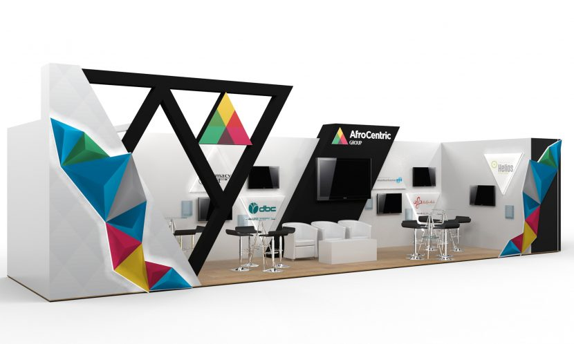 Creative Exhibition Stand Design : Afrocentric exhibition stand design sugarlab creative