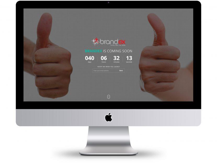 Brandex - Website Landing Page