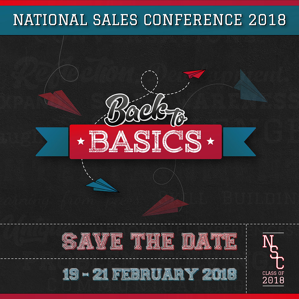 SugarLab Creative SA - Digital Communication Design for Client National Sales Conference