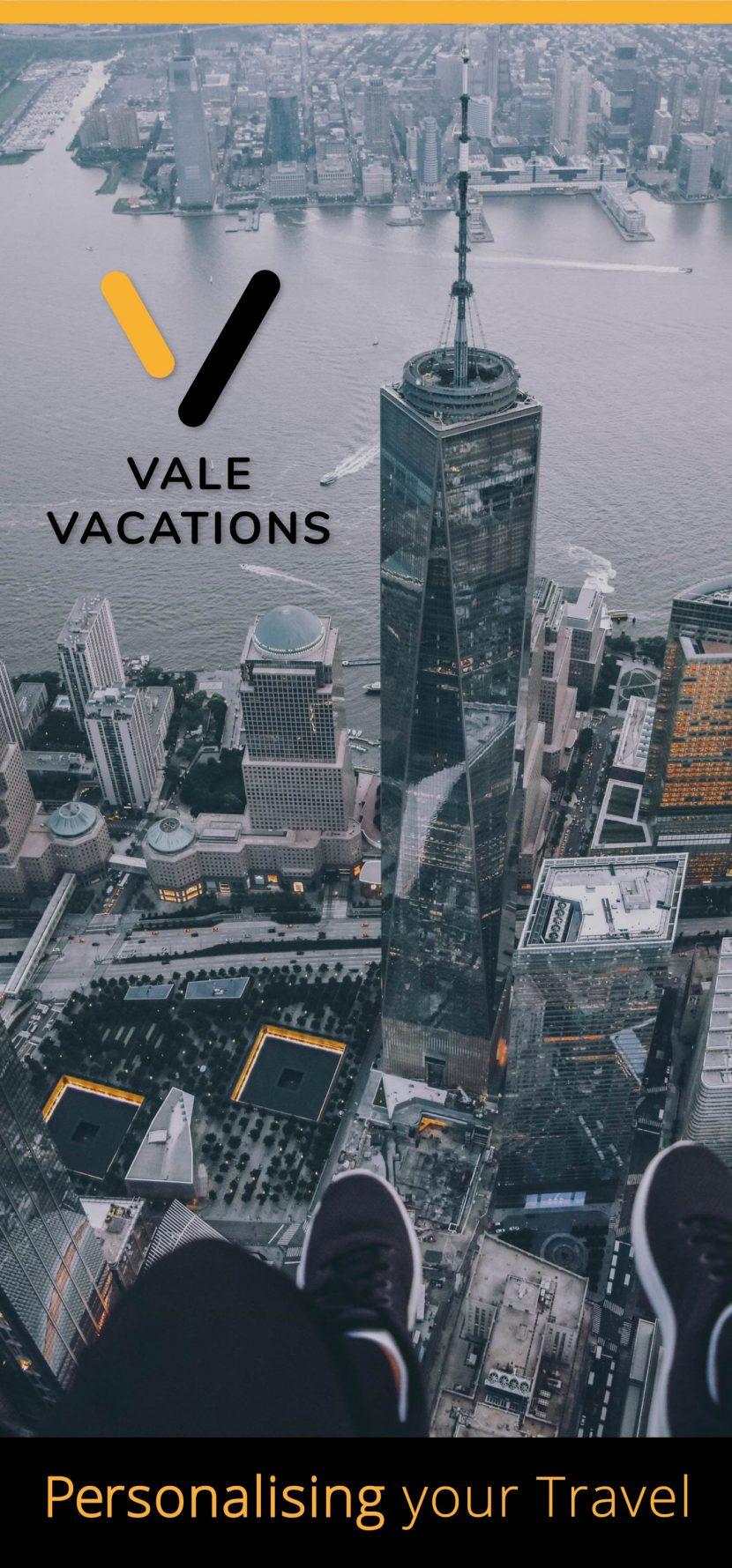 SugarLab Creative SA - Logo Design for Vale Vacations