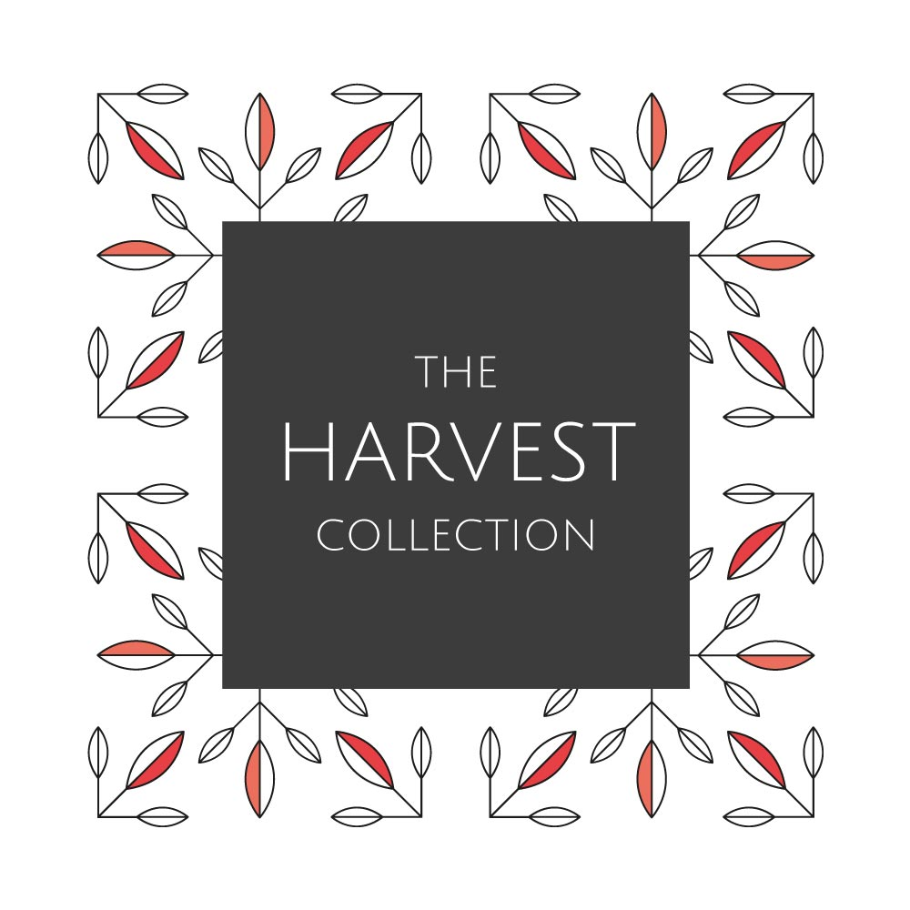 SugarLab Creative SA - Logo Design - The Harvest Collection