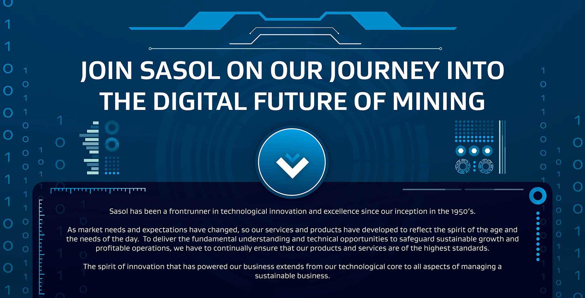 SugarLab Creative - Exhibition Graphic Design - Sasol