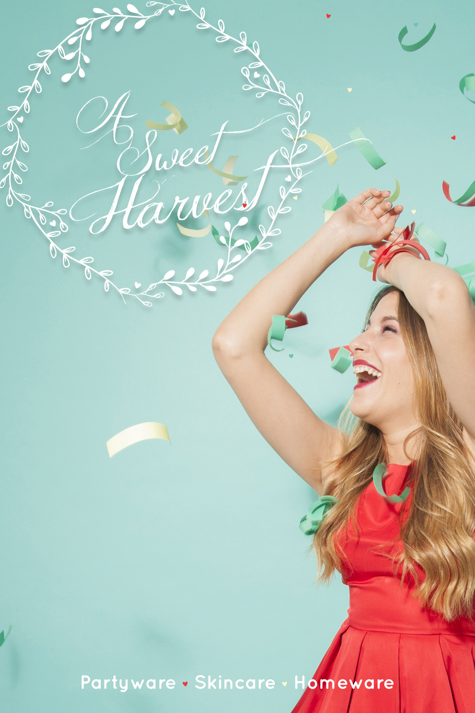 A Sweet Harvest - Corporate Identity