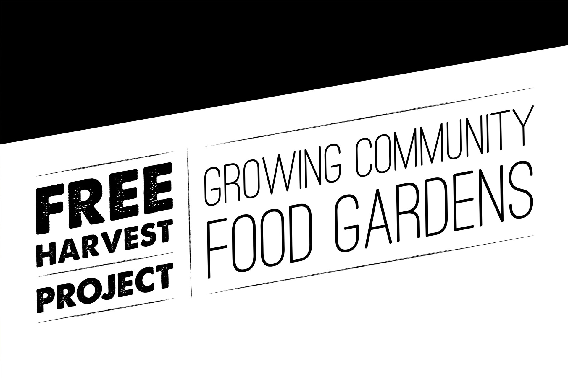 Free Harvest - Visual Identity