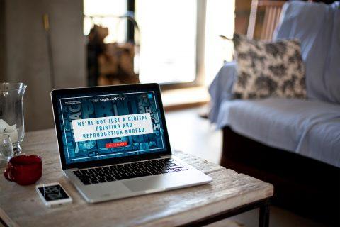 DigiPrint & Copy - Website Design