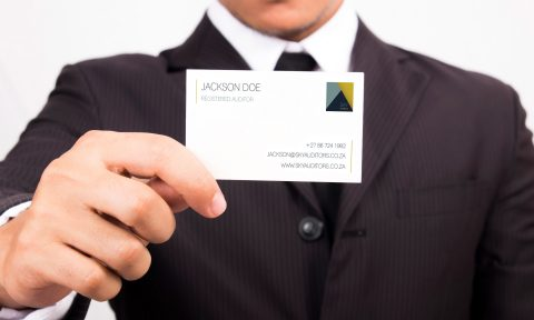 SKY Auditors - Visual Identity