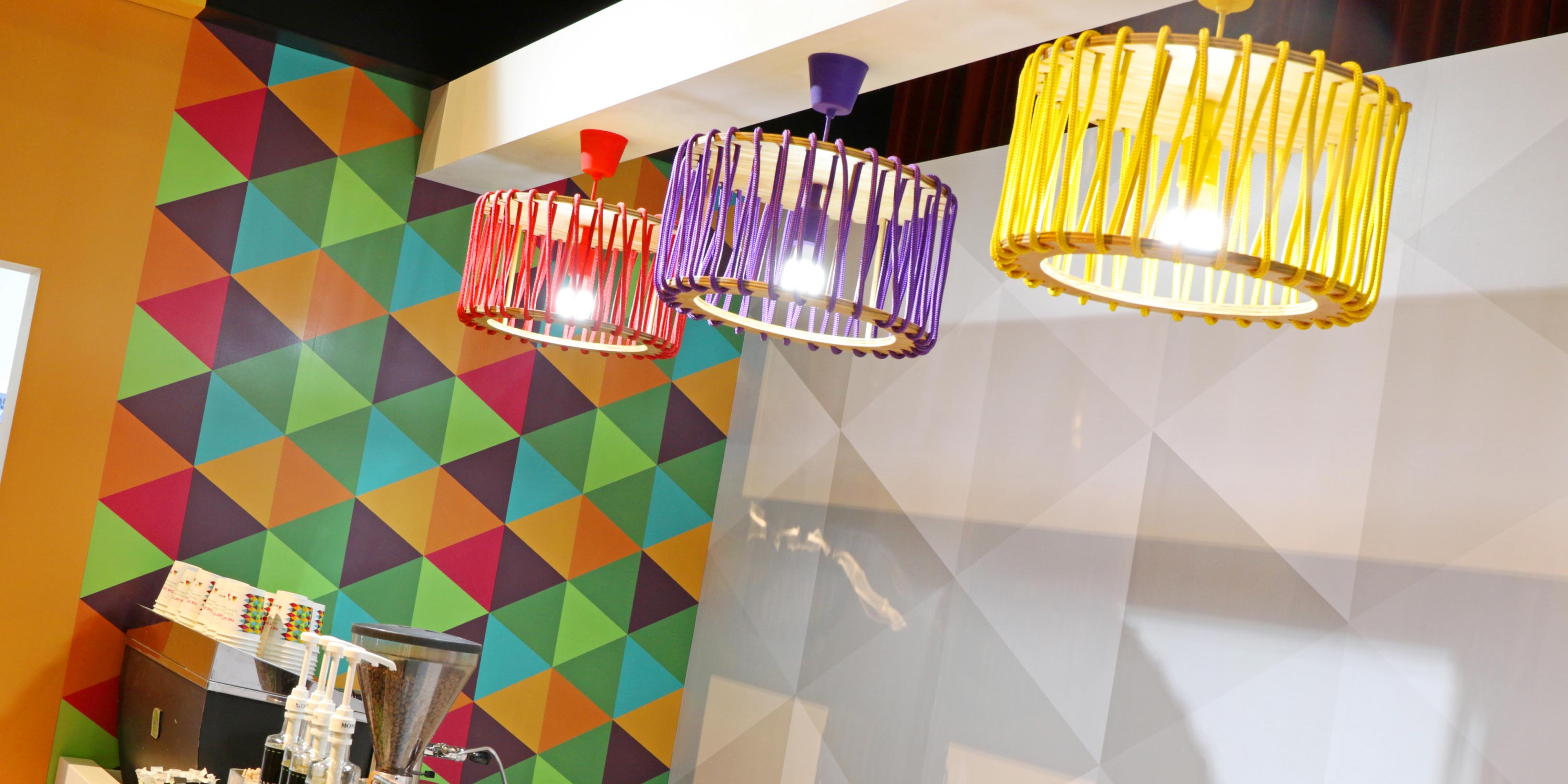 SugarLab Creative - Custom Lighting Design - AfroCentric Group