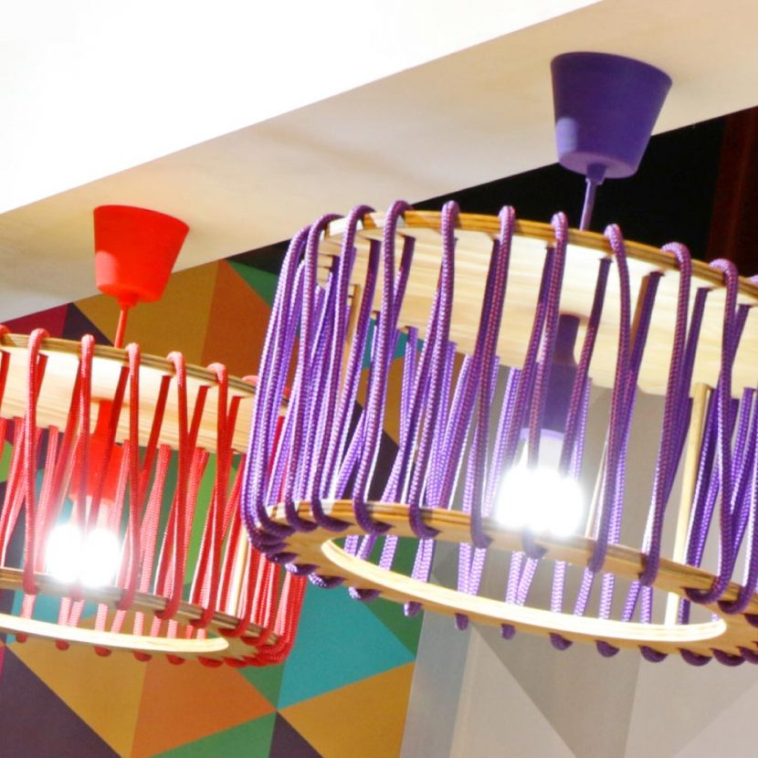SugarLab Creative - Custom Lighting Design - AfroCentric Group