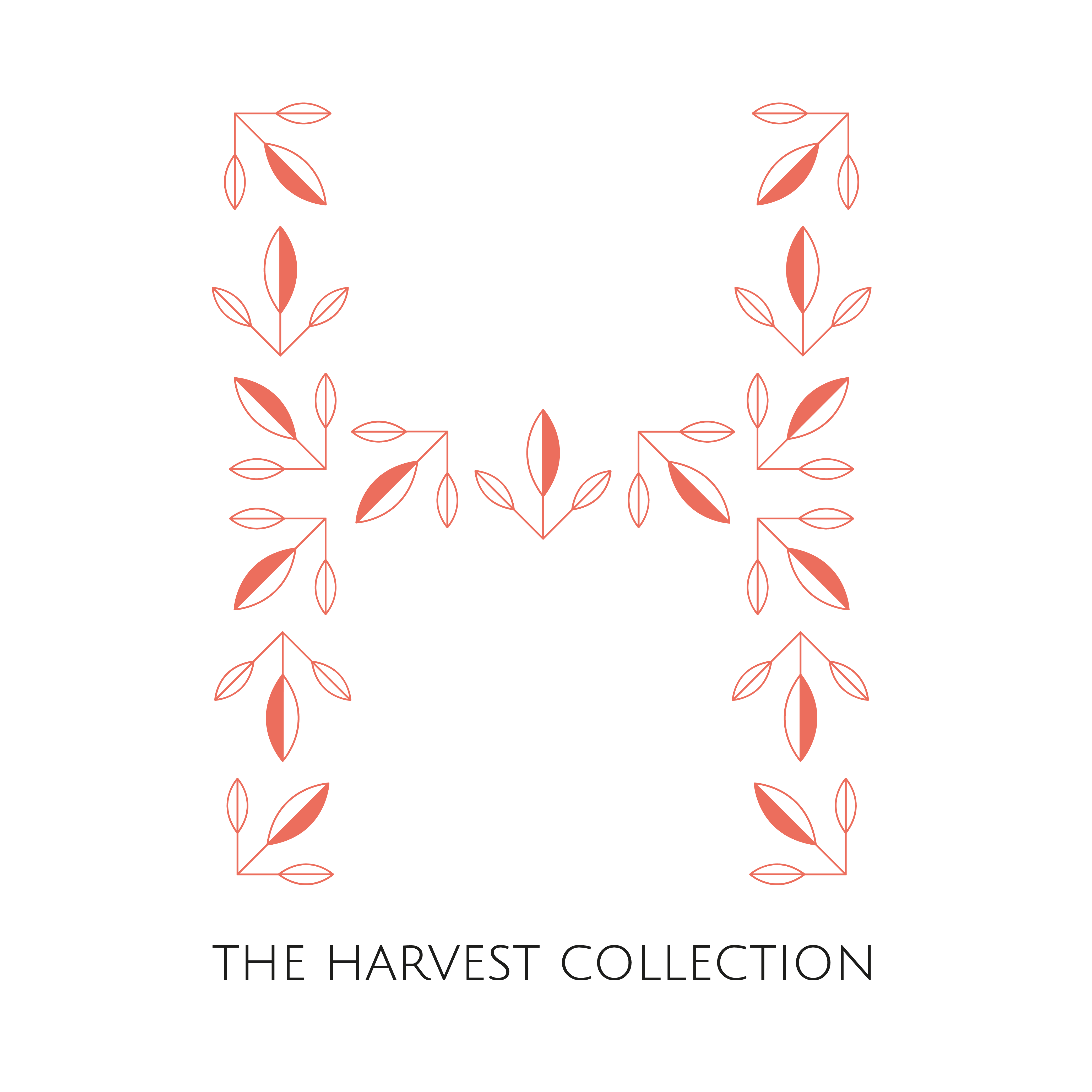 SugarLab Creative SA - Logo Design - The Harvest Collection