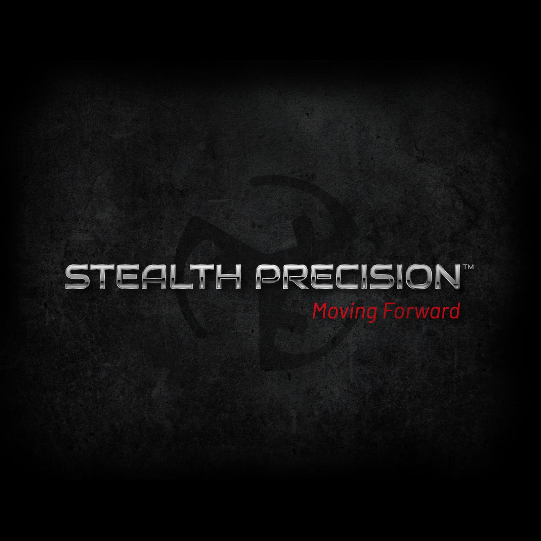 SugarLab Creative SA - Logo Design for Stealth Precision