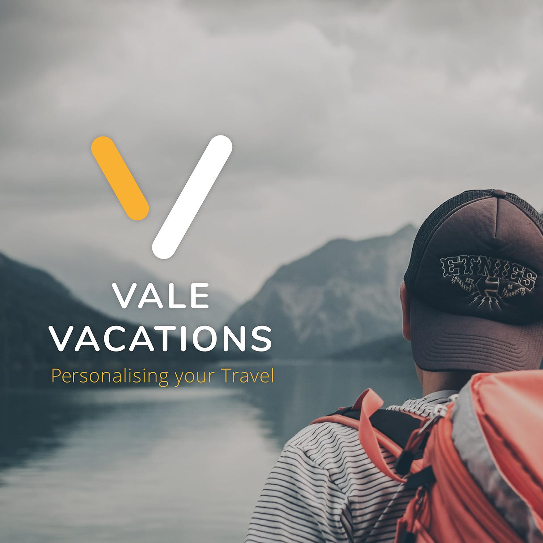 SugarLab Creative SA - Logo Design - Vale Vacations